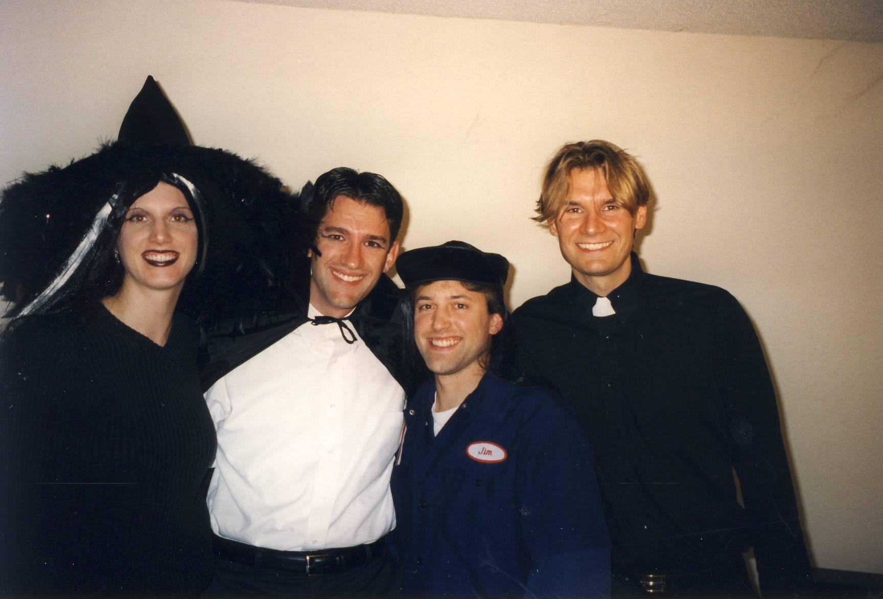 halloween 2000 – ferrara lab